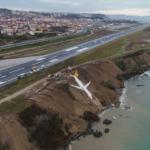 【動画】トルコの空港で旅客機が転落寸前の事故になった原因とは?